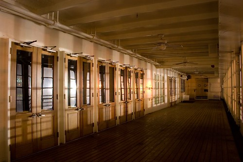 Ship Promenade