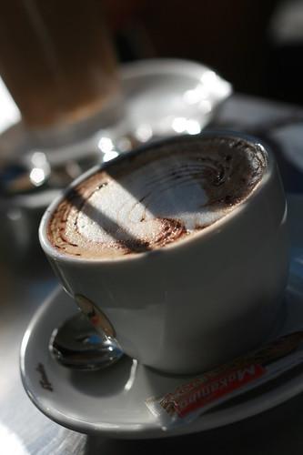 Cappuccino/caffé latte