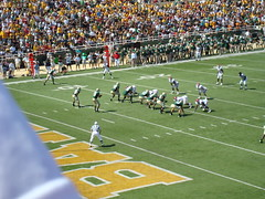 Oklahoma Sooners at Baylor Bears