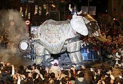los reyes en Madrid 2009, me engañaron, Fujur me dijo que esto fue en Barcelona