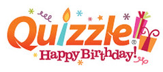 Quizzle Happy Birthday - Who can belive it's been a year?