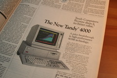The New Tandy 4000