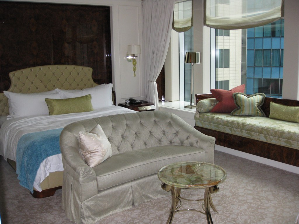 St Regis Bedroom