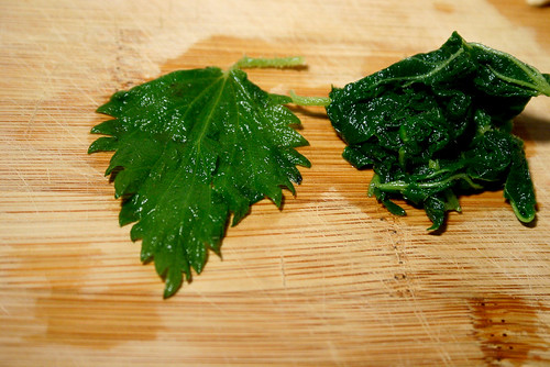 Cooked Stinging Nettle