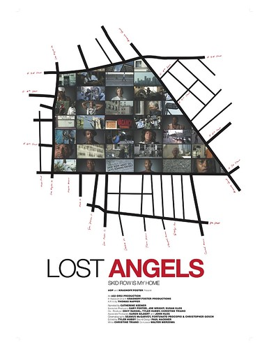 "4726468515 9156b5cd9c ""Los Angels"" at LAFilm Festival, Friday, 25 June: Director Thomas Napper Illuminates Skid Row"