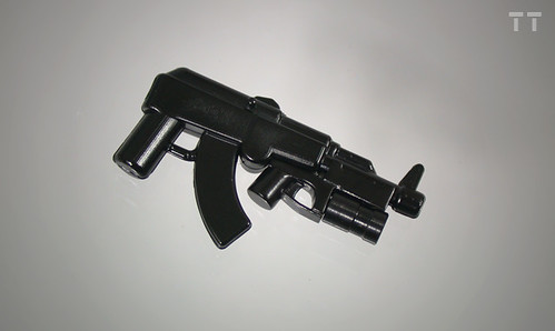 Tiny Tactical AK 40mm Grenade launcher