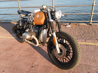 BMW r65 cafe rat racer