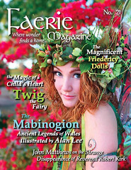 Faerie Magazine Cover,  Issue 21 (gbrummett) Tags: beautiful wonderful published az fairy twig ren faire fairies magical gilbertarizona twigthefairy faeriemagazine img9038 canonef50mmf12lusmlens canoneos5dmarkiicamera grantbrummett themagicofachildsheart