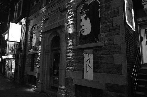HQ, société canadienne d'opérette, rue saint-denis