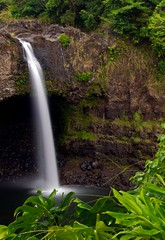 Rainbow Falls, Hilo, Hawaii (Ken'sKam) Tags: nature hawaii waterfall hilo rainbowfalls