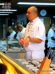 Chef Bruce of Chef's Table in Fort Bonifacio