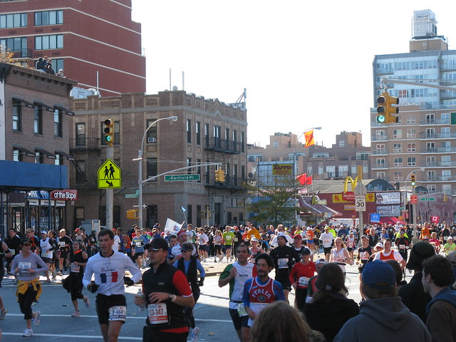 New York City Marathon 2010