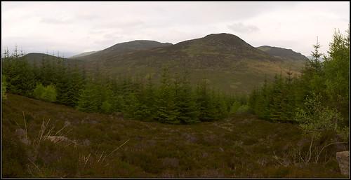 Glen Brerachan (panorama)