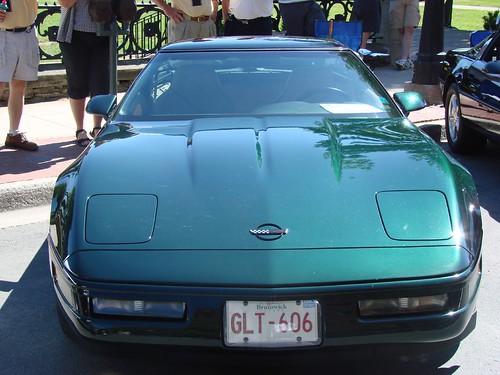 John Billing's  1995 C4 corvette