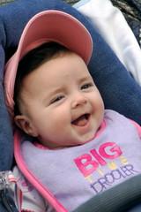 Smiling Lauren