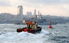 Turkish Navy transitting the Bosphorus, July, 2006 (Ivan S. Abrams) Tags: istanbul turkey destroyers frigates warships bosphorus seapower turkishnavy onlythebestare ivansabrams ivanabrams trainplanepro tucson3985 ships boats vessels blacksea bogaz seaofmarmara mediterranean shipping oceancommerce ports harbors tugboats speedboats cruiseships oceanliners freighters tankers containerships boxcarriers nautical passengerships bulkcarriers cargoships nikon nikond300 nikonprofessional nikondigital transportation maritime coastguard navyships tugobats tugs watercraft servicecraft smallboats fishingboats ferries ferryboats feribots yachts motorboats lakers straits scows barges salvagevessels salvagetugs usnavy royalnavy romaniannavy spanishnavy germannavy nato italiannavy russiannavy copyrightivansafyanabrams2009allrightsreservedunauthorizeduseprohibitedbylawpropertyofivansafyanabrams unauthorizeduseconstitutestheft thisphotographwasmadebyivansafyanabramswhoretainsallrightstheretoc2009ivansafyanabrams smrgsbord abramsandmcdanielinternationallawandeconomicdiplomacy ivansabramsarizonaattorney