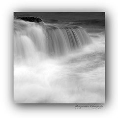Power (Tyler Huston) Tags: ocean california longexposure sea seascape coast blackwhite lajolla squared seaseries