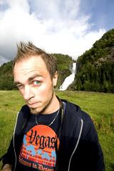 Me in the beautiful Norwegian nature (Svein Erik Storks) Tags: summer portrait s