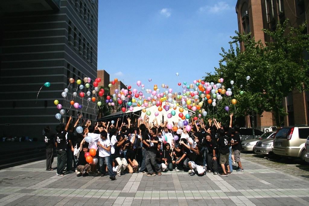 2007電機營放氣球-2
