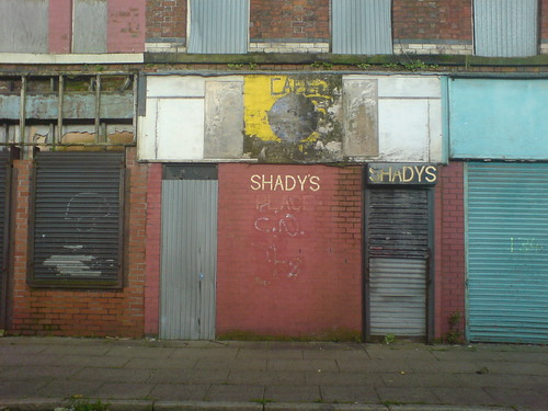 Shady's Place, Granby Street, Liverpool