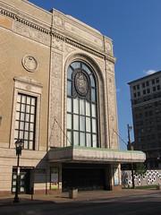 Powell Symphony Hall entrance