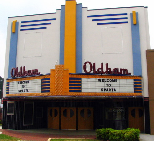 Oldham Theater - Sparta, TN
