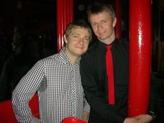 Martin and Jamie