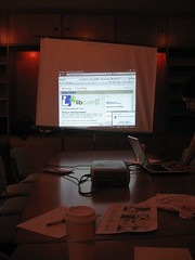 LibCamp on Crooked Screen