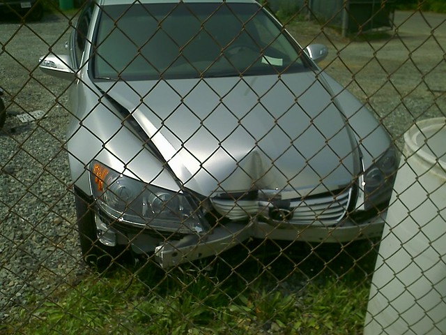 accident acura rl