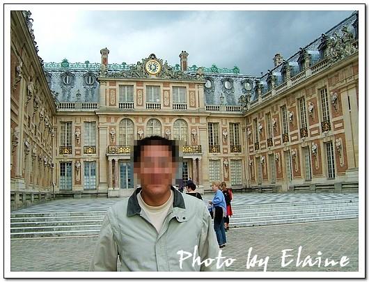 凡爾賽宮外觀