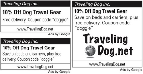 Sample Google Newspaper Ads