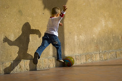 Flying Kid (Calibano69) Tags: italy playing sport kids ball children nikon italia child bambini soccer young sicily salto caughtintheact palermo sicilia calcio palla castelbuono supershot d80 nikond80 ultimateshot palermoitaly afsdx55200f456g