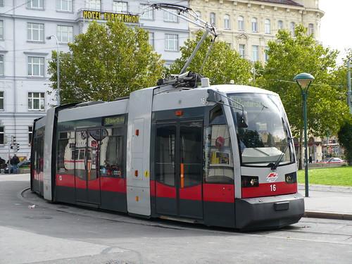 Vienna Streetcar
