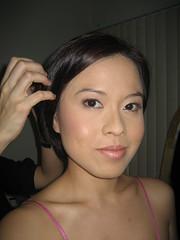 Makeup by Cheryl Cabanos