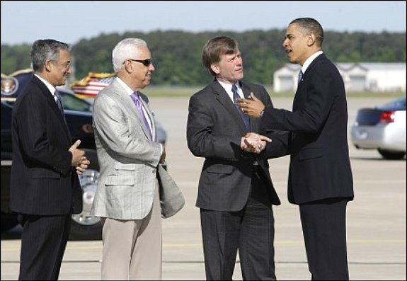 McDonnell-Obama