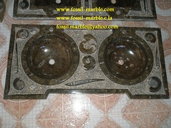best fossils and fossilized marble (30) (crafts jama3 lafna) Tags: crafts marrakech marble fossilized jamaa lafna