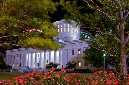 Ohio State House by WB - CMH