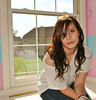 (courtney.*) Tags: selfportrait window sunshine afternoon jeans curlyhair whitetshirt