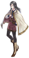 Atelier Rorona for PS3 -- Astrid