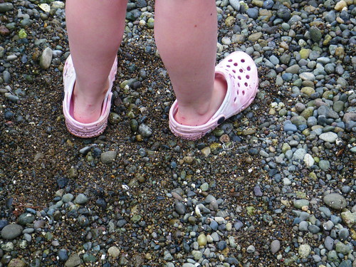 Sadie's feet