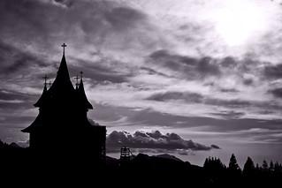 Eglise des Carpates