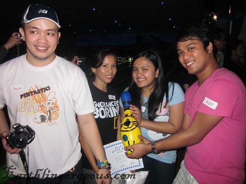 Team E: Jayson, Ria and Alex