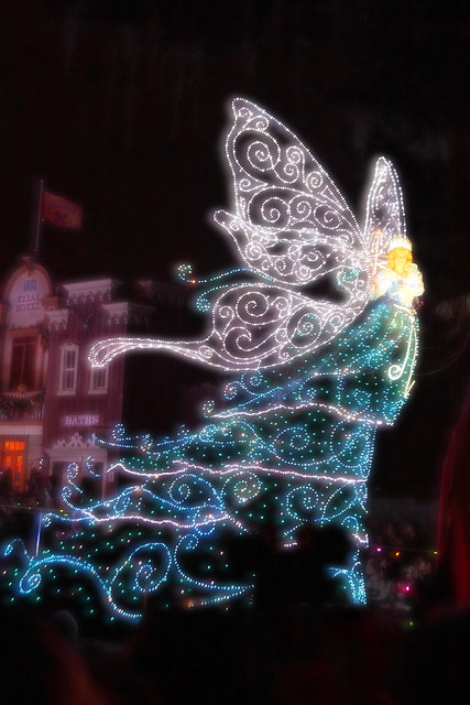 "Tokyo Disney Land Electrical Parade ""Dreamlights"" - Blue Fairy"