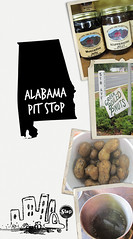 LOAD 10 24 10 Alabama Pit Stop (nicolernorman) Tags: scrapbook scrapbooking load digitalscrapbooking layoutaday