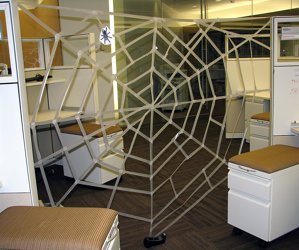 Halloween Cubicle Decoration Ideas: The World's Best Photos Of Cubicle And Halloween