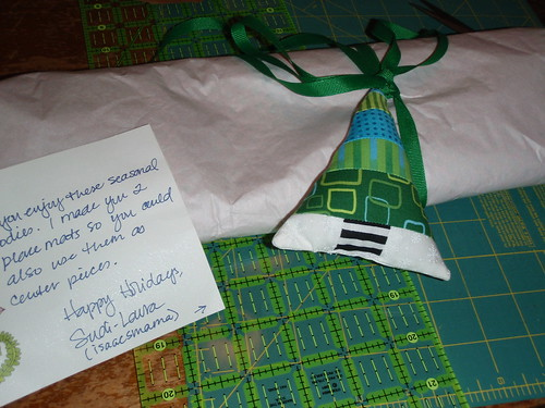 awww ... look how nice it's wrapped!!