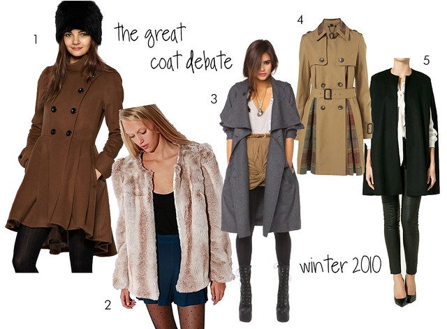 the great coat debate
