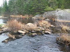 Above Bog falls (ems18) Tags: fall waterfall october maine shirley westbranch piscataquisriver piscataquiscounty bogfalls