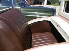 """1931 auction deluxe coupe desoto 2door vanderbrink collection"""" seat"""" 172008 """"binder """"rumble derumbleseat"""