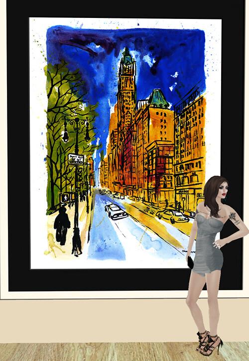 LeMelonRouge Onyett - LeMR-BroadwayFinancialNYC